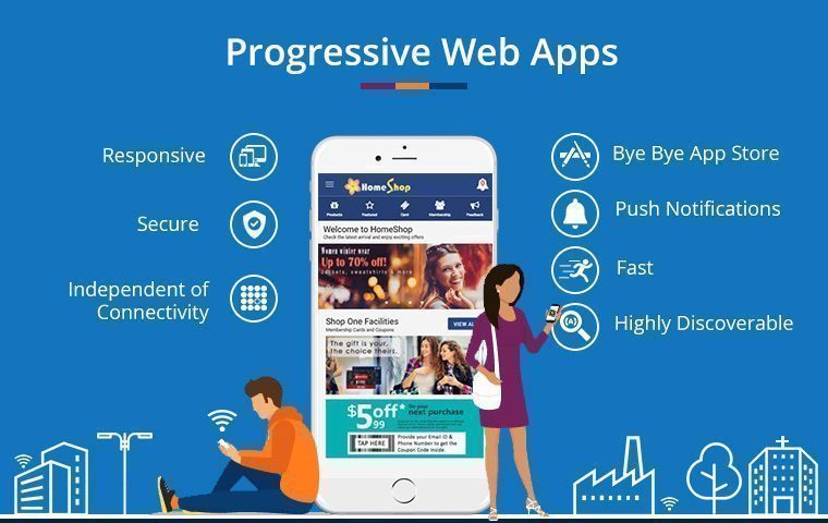 Progressive web apps for your Port Charlotte business